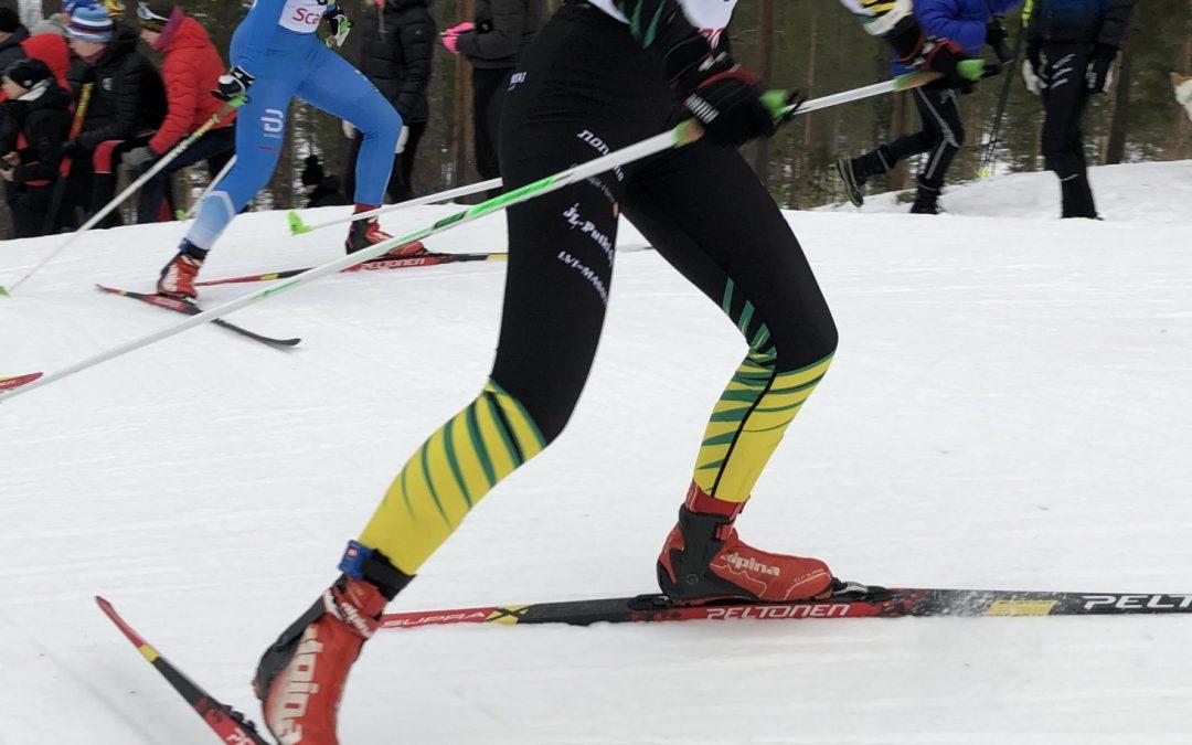 Avoimet Lahden piirin piirinmestaruushiihdot 23.1.2021