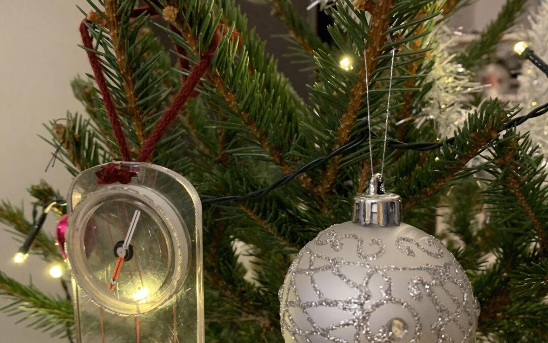 Hyvää joulua suunnistusjaostolta